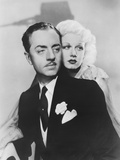 Reckless, from Left: William Powell, Jean Harlow, 1935 Photo