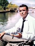 Dr. No, Sean Connery, 1962 Photo