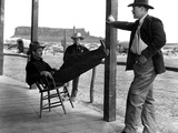 My Darling Clementine, Henry Fonda, Tim Holt, Ward Bond, 1946 Photo