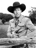 Bill Elliott, Early 1940s Photo