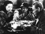 Ikiru, Miki Odagiri, Nobuo Kaneko, Takashi Shimura, 1952 Photo