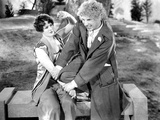 Animal Crackers, from Left, Margaret Irving, Harpo Marx, 1930 Photo
