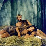 Planet of the Apes, Linda Harrison, Charlton Heston, 1968 Photo
