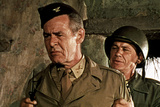 The Dirty Dozen, Robert Ryan, Charles Bronson, 1967 Photo