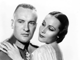 Lancer Spy, from Left: George Sanders, Dolores Del Rio, 1937 Photo