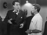 D.O.A., from Left: Edmond O'Brien, Frank Gerstle, 1950 Photo