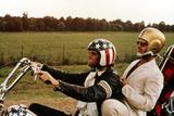 Easy Rider, Peter Fonda, Jack Nicholson, 1969 Photographie