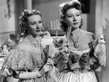 Pride and Prejudice, Karen Morley, Greer Garson, 1940. Photo