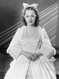 Captain Blood, Olivia De Havilland, Photo by Ferenc, 1935 Photo