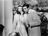 The Philadelphia Story, Katharine Hepburn, Cary Grant, 1940 Photo