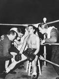 Body and Soul, Joe Devlin (Left), John Garfield (Seated), 1947 Photo