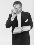 Victor Borge, Ca. 1960 Photo