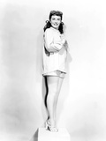Paulette Goddard, 1948 Photo