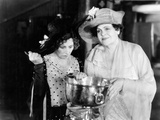 Caught Short, from Left: Polly Moran, Marie Dressler, 1930 Photo