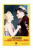 The Greatest Show on Earth, (AKA Il Piu Grande Spettacolo Del Mondo), 1952 Giclee Print