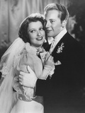 Jezebel, from Left: Henry Fonda, Bette Davis, 1938 Photo