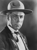 William S. Hart, 1920s Photo
