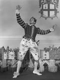 Henry V, Laurence Olivier, 1944 Photo