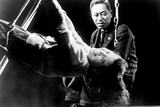 Ikiru, Miki Odagiri, Takashi Shimura, 1952 Photo