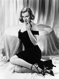 The Asphalt Jungle, Marilyn Monroe, 1950 Photo