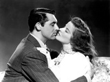 The Philadelphia Story, Cary Grant, Katharine Hepburn, 1940 Photographie