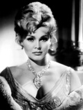 Zsa Zsa Gabor, Ca. Early 1960s Photo