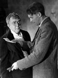 It's a Wonderful Life, James Stewart, Thomas Mitchell, 1946 Photo