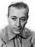 George Raft, Ca. 1950 Photo