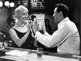 Pillow Talk, from Left: Doris Day, Rock Hudson, 1959 Photo