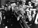 The Cameraman, Eddie Gribbon, Buster Keaton, 1928 Photo