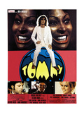 Tommy, Tina Turner (Top), 1975 Giclee Print