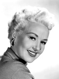 Betty Grable, 1954 Photo
