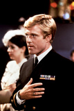The Way We Were, Robert Redford, 1973, Naval Uniform Photo