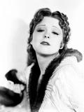 Clara Bow, 1933 Photo