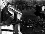 Yojimbo, (AKA the Bodyguard), Toshiro Mifune, 1961 Photo