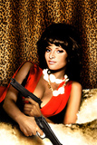 Coffy, Pam Grier, 1973 Photographie