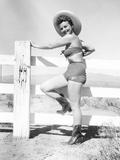 Coleen Gray, 1950 Photo