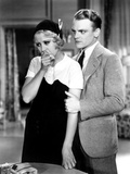 Blonde Crazy, from Left, Joan Blondell, James Cagney, 1931 Photo