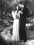 The Philadelphia Story, Katharine Hepburn, James Stewart, 1940 Photo