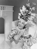 Week-End in Havana, Carmen Miranda, 1941 Photo