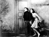 Modern Times, Charles Chaplin, Paulette Goddard, 1936 Photo