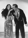 Hollywood Party, from Left: Lupe Velez, Jimmy Durante, 1934 Photo