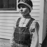 Paper Moon, Tatum O'Neal, 1973 Photo