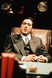 The Godfather, Al Pacino, 1972 Photo