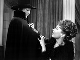 Phantom of the Opera, Claude Rains, Jane Farrar, 1943 Photo