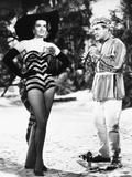 Son of Paleface, from Left, Jane Russell, Bob Hope, 1952 Photo
