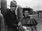 My Darling Clementine, Henry Fonda, Cathy Downs, 1946 Photo