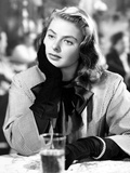 Notorious, Ingrid Bergman, 1946 Photo
