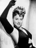 Paulette Goddard, 1943 Photo