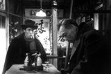 Ikiru, from Left: Yunosuke Ito, Takashi Shimura, 1952 Photo